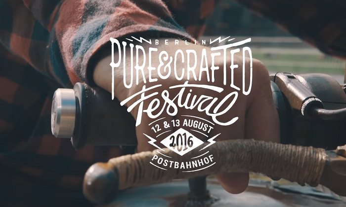 Фестиваль Pure & Crafted 2016