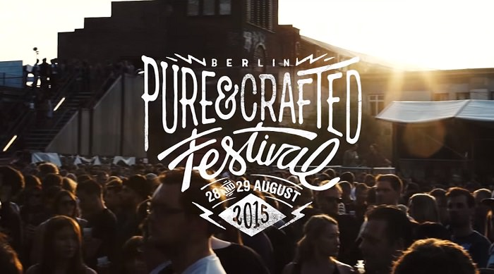 Фестиваль Pure & Crafted 2015