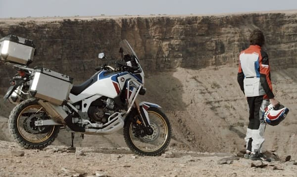 Новый Honda Africa Twin Adventure Sports